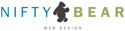 Nifty Bear Web Design Logo